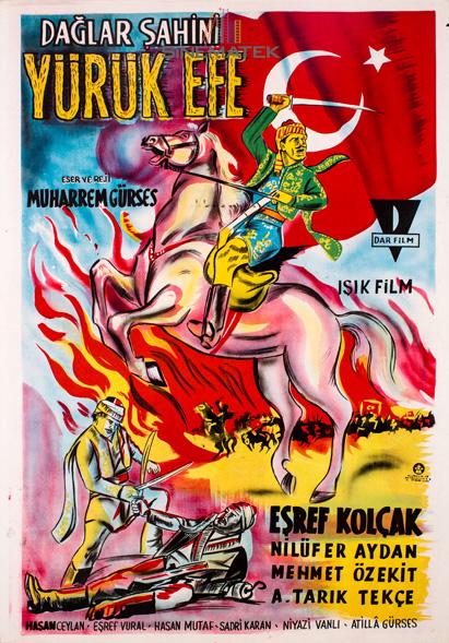 daglar_sahini_yoruk_efe_1959