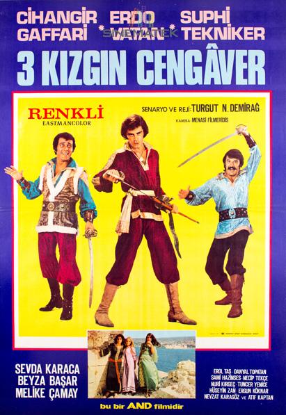 uc_kizgin_cengaver_1971