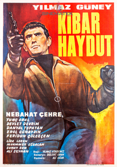 Kibar_Haydut_Yalniz_Adam_1966