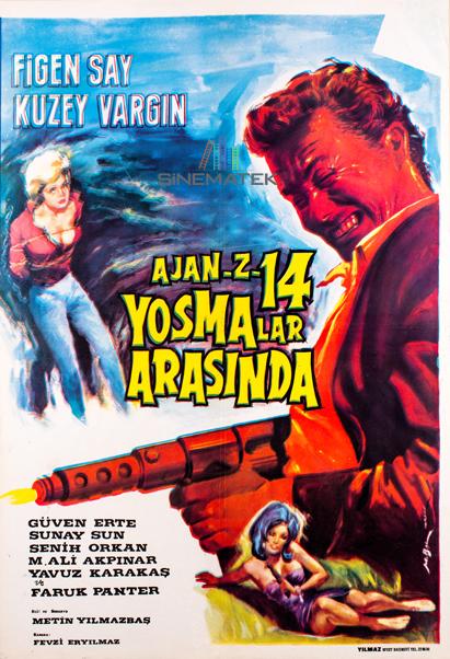 ajan_14_yosmalar_arasinda_1967