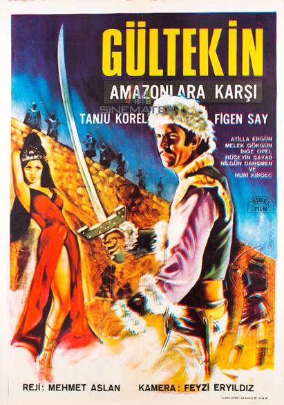 gultekin_amazonlara_karsi_1969