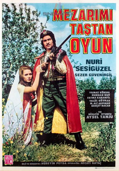 mezarimi_tastan_oyun_1969