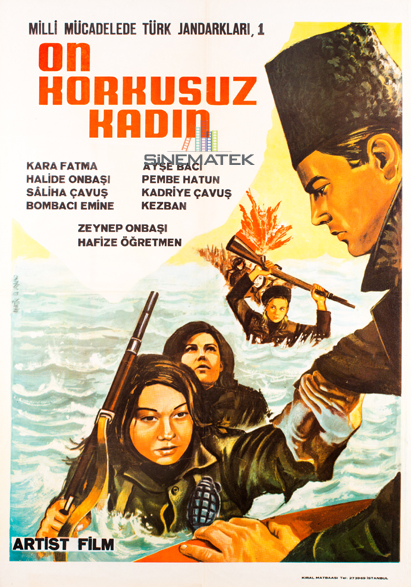 on_korkusuz_kadin_1965