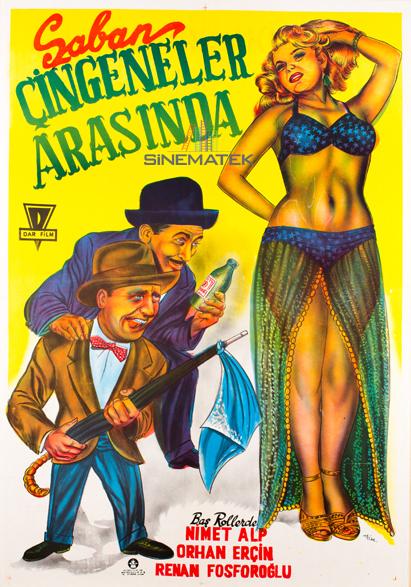 saban_cingeneler_arasinda_1952