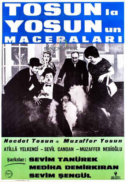 tosunla_yosunun_maceralari_1963