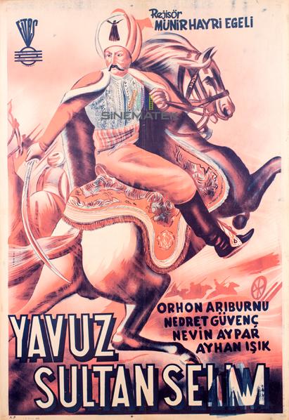 yavuz_sultan_selim_ve_yeniceri_hasan_1951