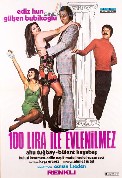 yuz_lira_evlenilmez_1974
